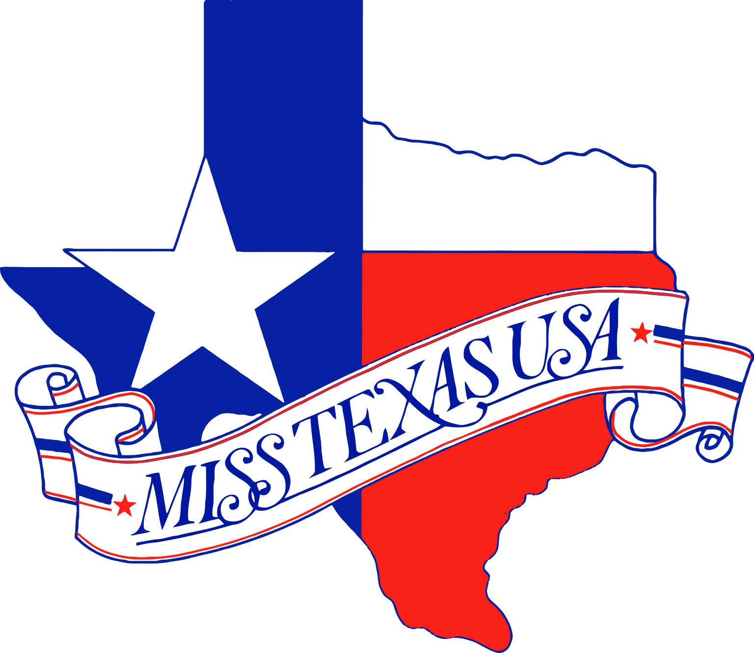 Miss Texas USA Logo